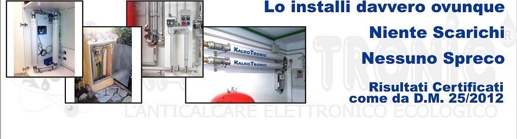 Installazioni flessibili