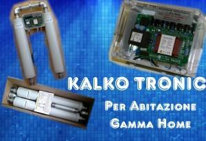 Kalko Tronic - Sistemi Anticalcare Elettronici per la casa