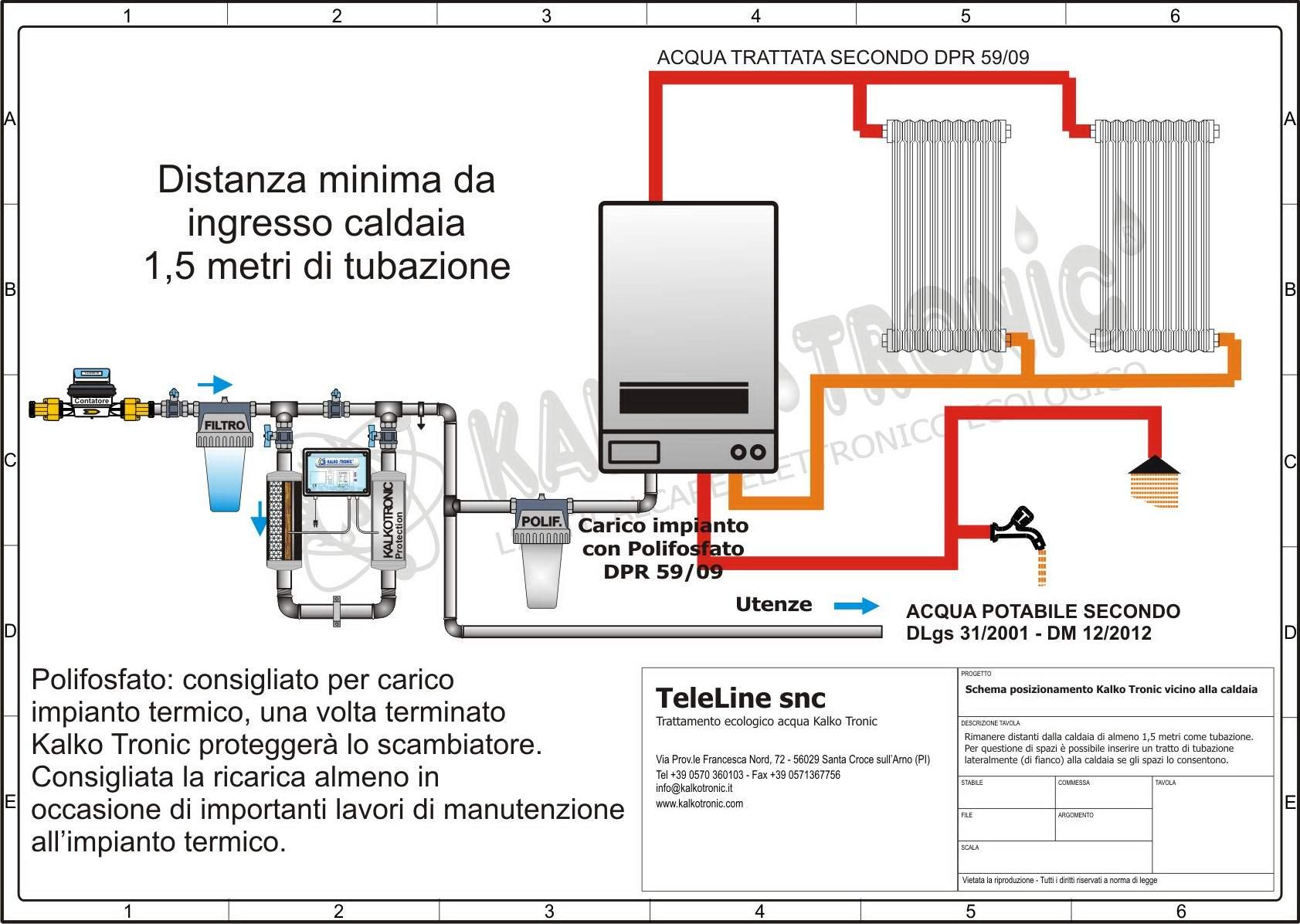 Schemi di installazione kalkotronic - Realizzare impianto elettrico casa ...