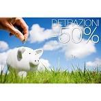 Detrazioni fiscali 50% per restrutturazione edile