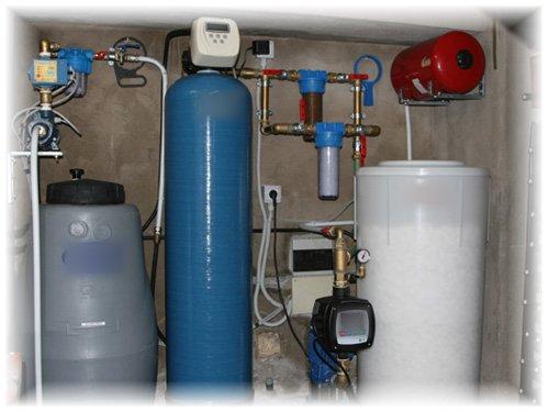 Obbligo trattamento acqua dpr 59 09 e uni 8065 - Addolcitore acqua casa ...