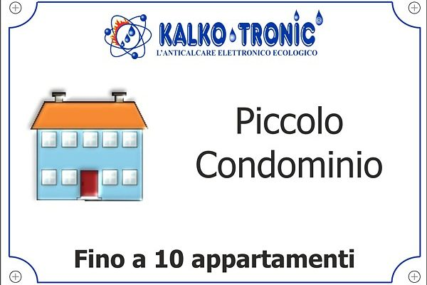 Mini Condomini da 4 a 10 appartamenti