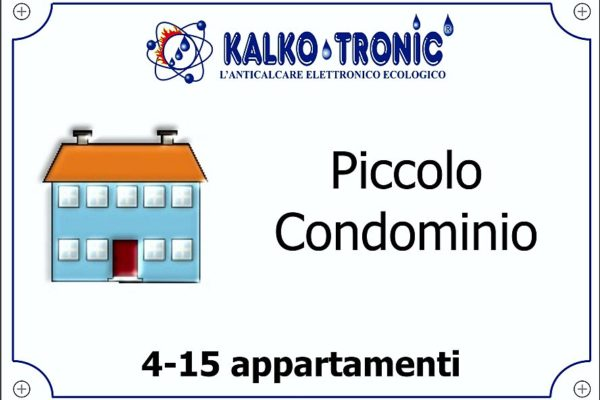 Mini Condomini da 4 a 15 appartamenti
