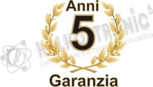 Garanzia Kalko Tronic 5 anni