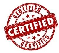 Certificazione Kalko Tronic da parte di istituti di analisi