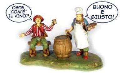 Non Chiedere all'Oste Se il Vino è Buono