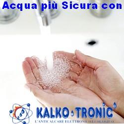 Acqua piu sicura con KalkoTronic