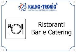 Ristoranti, Bar, Catering, Mense, Trattorie.
