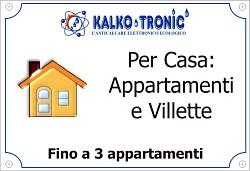 Kalko Tronic per la casa