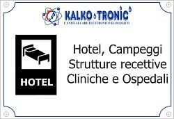 Kalko Tronic per il campeggio e l'hotel