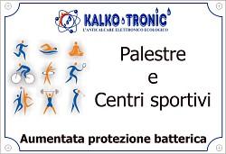 Palestre, Piscine e Centri Sportivi in genere