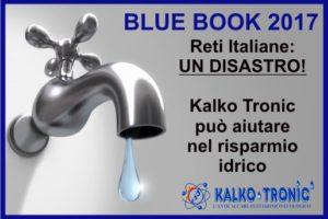 Blue Book 2017: l'acqua aumenterà 3 volte tanto nel futuro?