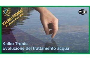 KT Micro Plus WiFi – la rivoluzione del concetto di trattamento acqua