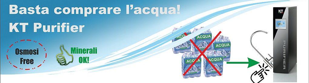Kalko Tronic Purifier - Bere acqua sicura