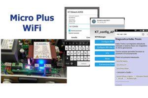 Tutorial per l'accesso ai sistemi WiFi Kalko Tronic Micro Plus