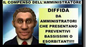 amministratore furbetto