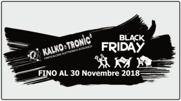 Black Friday KalkoTronic
