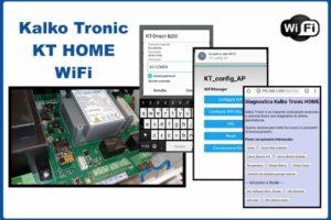Kalko Tronic per il piccolo condominio si fa grande! KT HOME – HOME POWER
