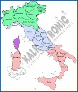 copertura Kalko Tronic Acqua