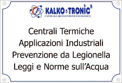 impianti per centrali termiche