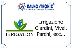 vivai e giardini, irrigazione