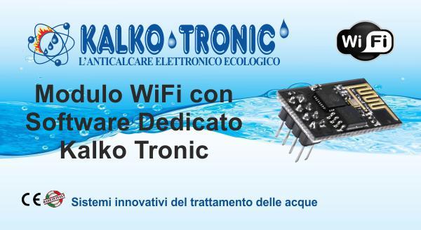 Modulo WiFi KalkoTronic