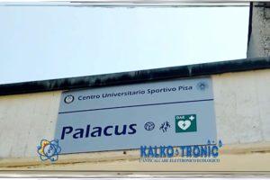 Video recensione Kalko Tronic al CUS – Centro sportivo universitario