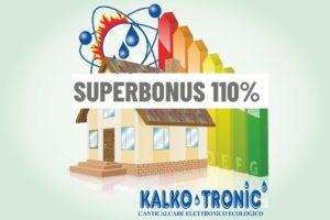 SuperBonus 110% – Kalko Tronic può beneficiarne!
