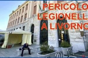 Legionella a Livorno ma il pericolo è ovunque
